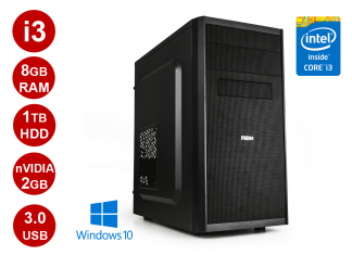 Equilbri digital - i3 - 8Gb de Ram - 1TB de HDD