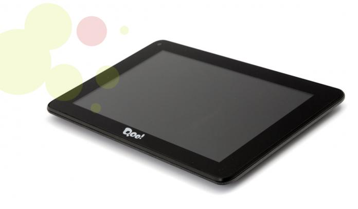 Tablet Ten GO! model Induce 101