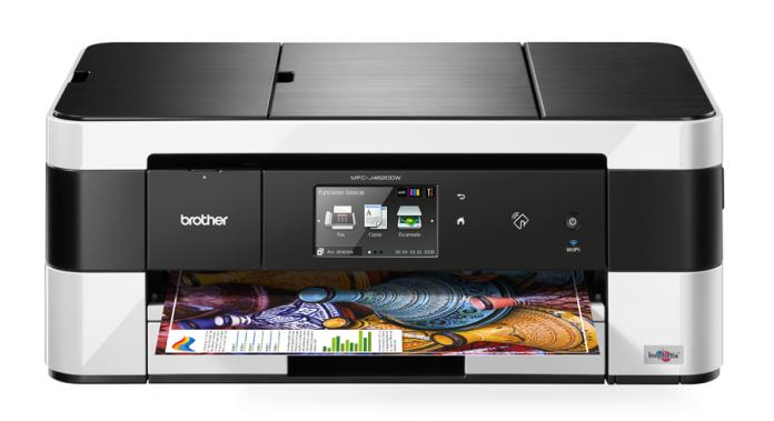 Impressora multifunció model MFCJ4620DW de la marca Brother