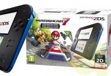 Pack Nintendo 2DS Mario Kart 7