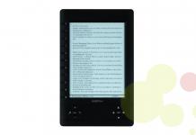 Lector de llibres electrònics de la marca Sigmatek