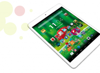 Tablet de la marca TenGo model Induce 785