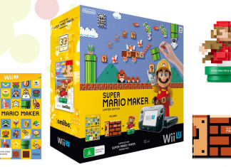 Wii U PACK PREMIUM + Super Mario Maker Limited Edition